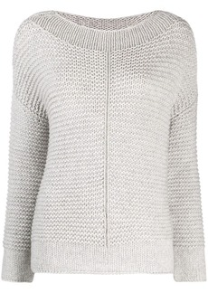 Fabiana Filippi knitted jumper