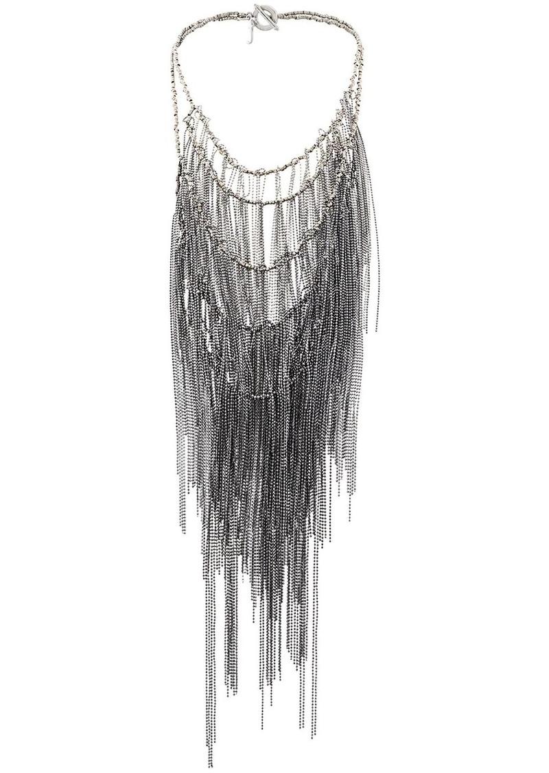 Fabiana Filippi layered necklace