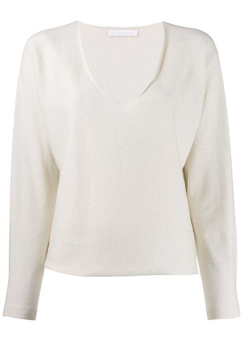 Fabiana Filippi loose-fit pullover