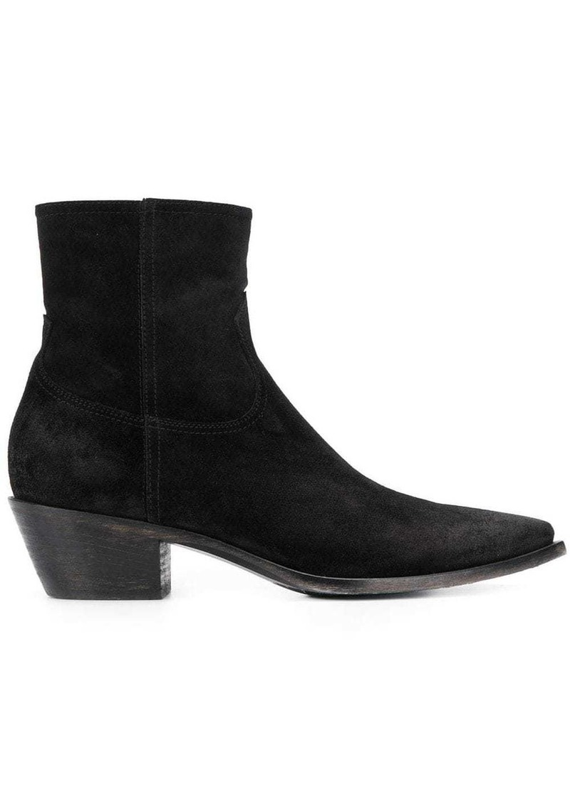 Fabiana Filippi low heel boots