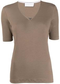 Fabiana Filippi rhinestone-embellished T-shirt