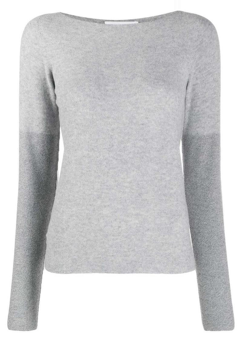 Fabiana Filippi slim-fit knit sweater