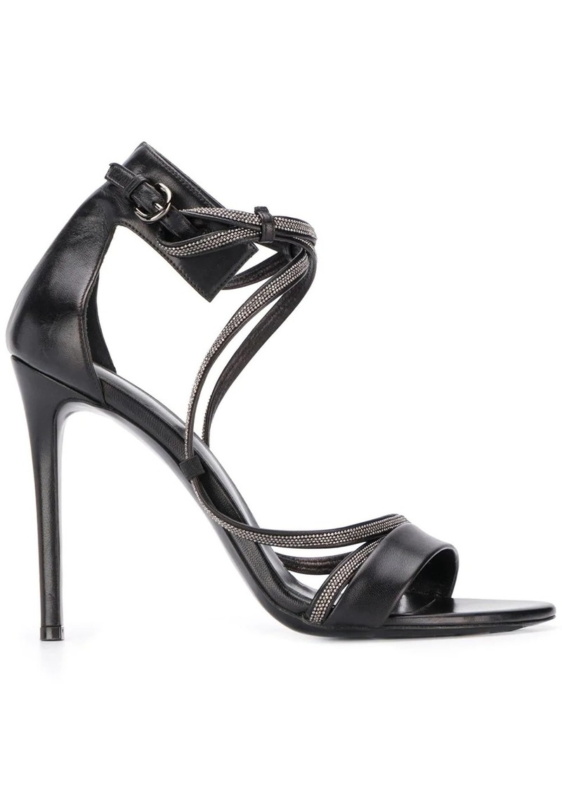 Fabiana Filippi sling back sandals