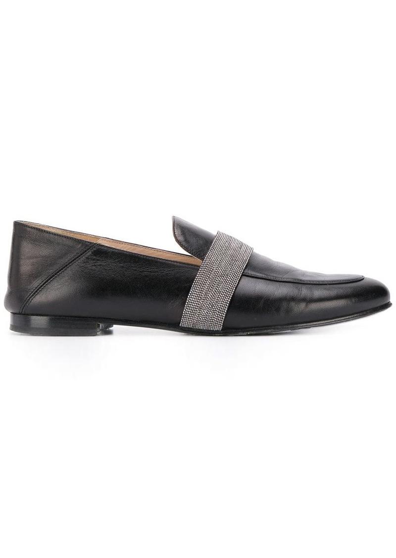 Fabiana Filippi slip on loafers