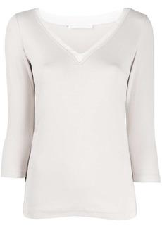 Fabiana Filippi three-quarter sleeve sweater