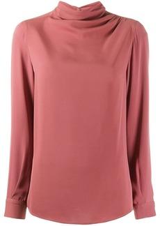 Fabiana Filippi turtle neck blouse