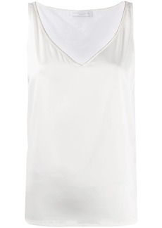 Fabiana Filippi V-neck tank top