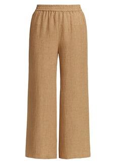 Fabiana Filippi Wide-Leg Linen Trousers