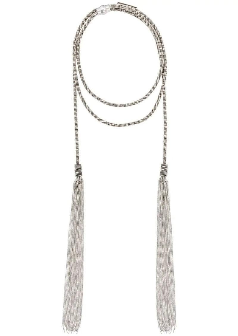 Fabiana Filippi wrap around necklace
