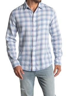 Faherty Everyday Plaid Slim Fit Shirt
