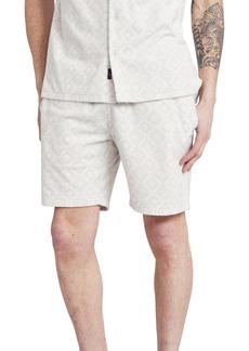 Faherty Cabana Terry Cloth Sweat Shorts