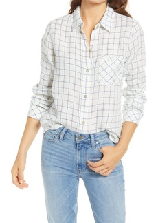 Faherty Malibu Button-Up Shirt