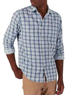Faherty Men's Doublecloth Venture Shirt