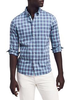Faherty Movement CheckLong Sleeve Button-Up Shirt