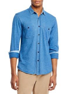 Faherty Seasons Knit Regular Fit Shirt
