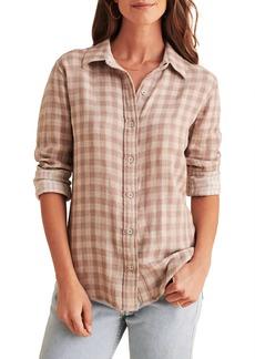 Women's Faherty Belmar Reversible Shirt