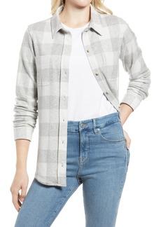 Women's Faherty Legend Button-Up Sweater Shirt
