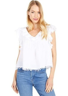 Faherty Yosepha Blouse