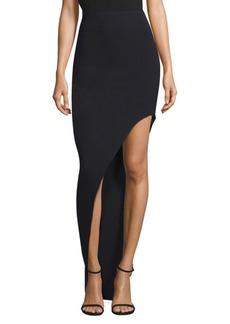 Faith Asymmetric Maxi Skirt