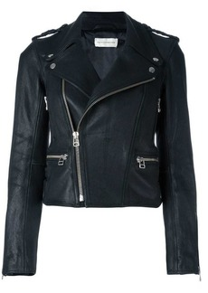 Faith biker jacket