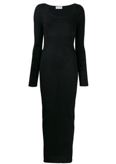 Faith Connexion long-sleeve fitted dress