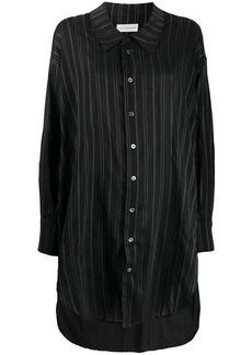 Faith Connexion long striped shirt