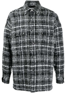 Faith Connexion textured knit jacket