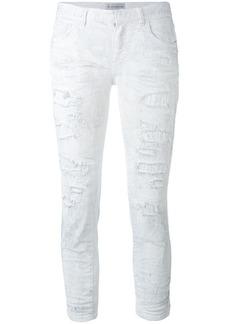 Faith cropped jeans