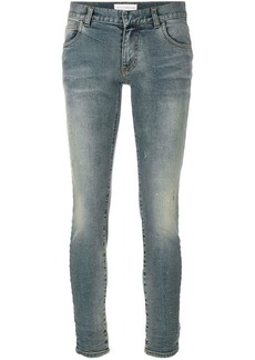 Faith faded skinny jeans