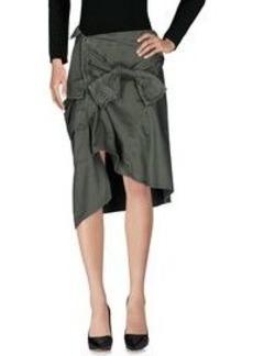 FAITH CONNEXION - 3/4 length skirt