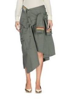 FAITH CONNEXION - Knee length skirt