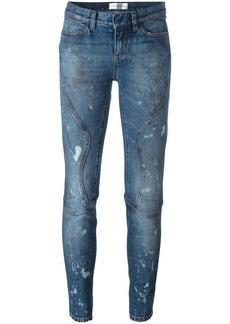 Faith distressed jeans