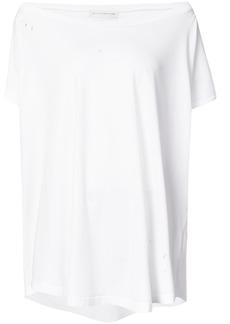 Faith distressed T-shirt