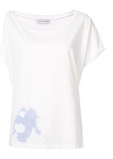 Faith dyed T-shirt