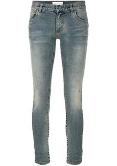 Faith faded skinny jeans