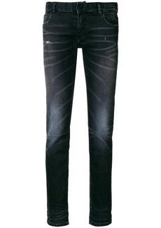 Faith faded stretch skinny jeans