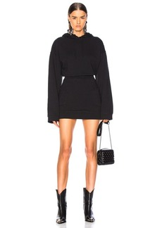Faith Connexion Hooded Belt Dress