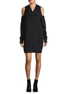 Faith Hooded Sweatshirt Dress