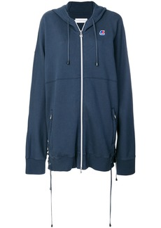Faith Connexion Kway hooded jacket