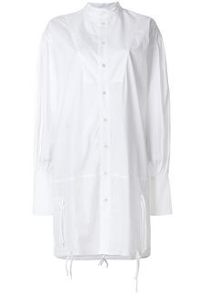 Faith long button-down shirt