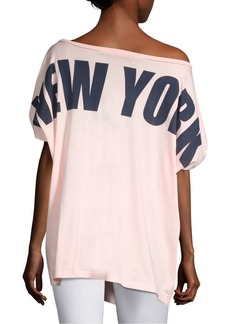 Faith New York Graphic Tee