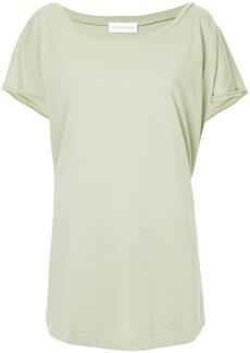 Faith oversized rear print T-shirt
