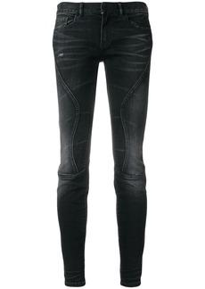Faith panelled skinny jeans