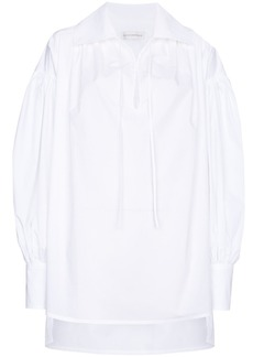 Faith Poplin pirate blouse