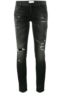 Faith ripped skinny jeans