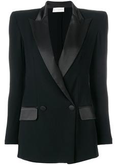 Faith tuxedo dress