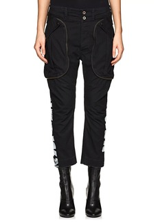 "Faith Connexion Women's ""New York"" Cotton Cargo Pants"
