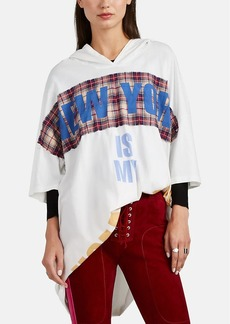 "Faith Connexion Women's ""New York Is My Hometown"" Hooded T-Shirt"