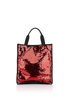 Faith Connexion Women's Sequined Tote Bag