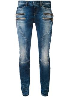Faith zipped pocket jeans
